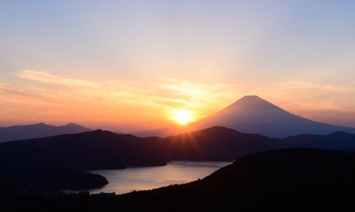 湯河原から富士山を眺める!大観山へ行ってみよう~♪