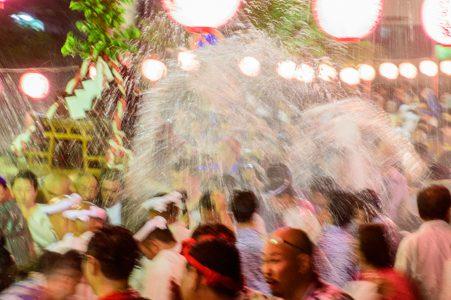 温泉場ならではのお祭り「湯かけまつり」が5月25日開催!